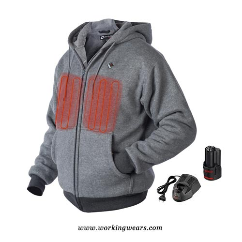 heated clothing home